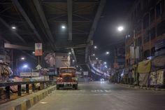 El fotógrafo Gavin Evans retrata los secretos y las historias no contadas de las desiertas ciudades de la India.