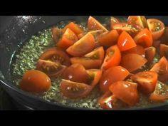 Ingrediente Secreto - Lulas Salteadas com Compota de Tomate-Cereja