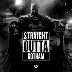 Straight Outta #Gotham, Yo! www.apogeudoabismo.xyz