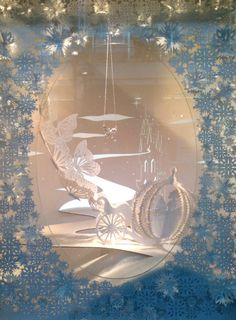 Window wonderland 2012: Tiffany's window display