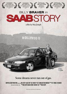 """Saab Story"" short movie | Saab Cars Blog http://www.saabplanet.com/saab-story-short-movie/"