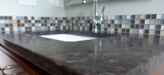 Accent Interiors specializes in kitchen and bathroom remodels. Check out our previous work and get design inspiration. Kitchen And Bath Remodeling, Granite Countertops, Powder Room, Sink, Design Inspiration, Contemporary, Bathrooms, Vanity, Interiors
