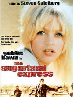 """Sugarland Express - Universal Pictures. La prima prova di Spielberg, un film """"on the road"""" drammatico nella sua violenza insita."""