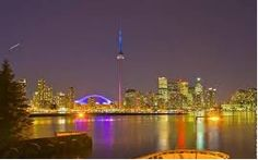 There is a chain of islands in Toronto the largest and the outer one is known as Central Island.