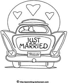 Wedding Clip Art & Bridal Shower Graphics