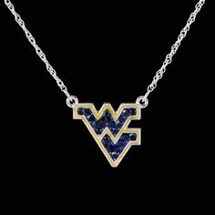 Available at Mountaineer Zone in the University Town Centre in Beautiful Morgantown WV. Charleston West Virginia, Virginia Homes, West Virginia University, Rhyme And Reason, Belly Rings, White Girls, Arrow Necklace, Bling, Shop Local