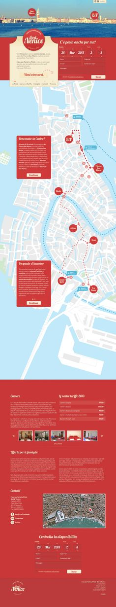 Bed & Venice. Best navigated website ever. Is there a bed out there for me? http://www.bedandvenice.it/en by http://domino.it/ #Web #Design