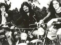 Led Zeppelin Suzuki Motorcycles