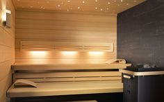 LOUNGE Q Sauna: Individual interpretations, premium quality