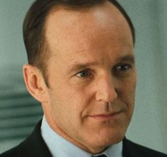 Clark Gregg (as Agent Phil Coulson in The Avengers).