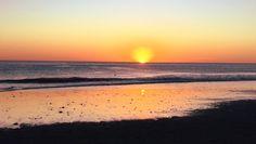 Peaceful: Beaches (empty) are evocative of peace