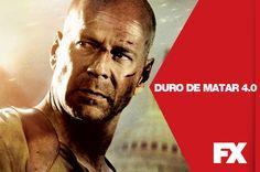 John McClane é convocado para uma última missão: combater criminosos que atuam pela internet.   Duro de Matar 4.0 - Sábado 23 às 22h  #FXCine Confira conteúdo exclusivo no www.foxplay.com