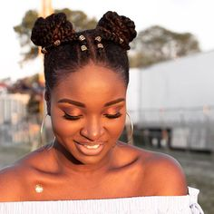 Are Protective Hairstyles? When you wear your ends tucked away, your hair is in a protective style.When you wear your ends tucked away, your hair is in a protective style. Elegant Hairstyles, Black Girls Hairstyles, African Hairstyles, Afro Hairstyles, Hairstyles 2016, Fashion Hairstyles, Curly Haircuts, Updo Hairstyle, Latest Hairstyles