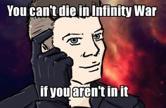 Hawkeye knows what's going on