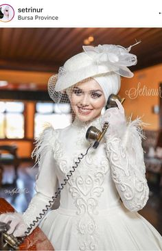 apkal te ekk r gelin ba gelinlik Muslimah Wedding Dress, Muslim Wedding Dresses, Hijab Bride, Princess Wedding Dresses, Bridal Dresses, Wedding Gowns, Prom Dresses, Bridal Hijab, Muslim Brides
