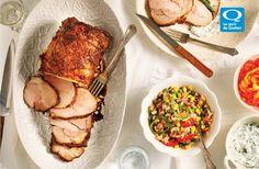 L'échine de porc à la marinade mojo épicée de Stefano Faita est une autre savoureuse façon de cuisiner le porc du Québec en toute confiance!