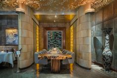 ©Photography: René van Dongen Restaurant Fred (2 michelin stars)
