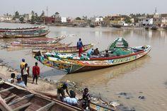 Une journée à saint louis / Sénégal / #RaidCasamance