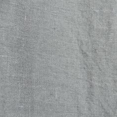 Linen Fabric  Swedish Grey  Linen by the Yard  Washed Linen  Linen Fabric - Swedish Grey - Linen by the Yard - Washed Linen - Preshrunk Fabric - Medium Weight Linen - Drapery Fabric - Market Linen  Interior designer? Send us a message for information on how we work with the trade.  We have developed a softening process that allows our linen to be made into bedding or drapery and is ready for immediate use. It is perfect for drapery, bedding, and light upholstery projects.  Our linen is a…