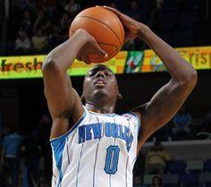 Al-Farouq Aminu - New Orleans Hornets (2010 NBA Draft)