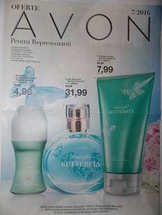 Catalog Avon Oferte pentru Reprezentanti C7 2016 - Campanie Nationala in perioada 05-25 Mai 2016!Oferte si recomandari: deodorant antiperspirant.