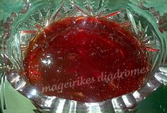Greek Sweets, Frozen Yoghurt, Greek Cooking, Recipe Images, Marmalade, Greek Recipes, Punch Bowls, Preserves, Jelly