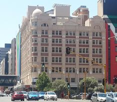 Putting Joburg buildings before profits - The legacy of Robin Fee Old Images, Old Pictures, Johannesburg City, British Architecture, Urban Renewal, Old Buildings, Portal, South Africa, Landscape Photography