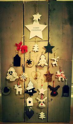 Mijn kerstboom 2014! #DIY