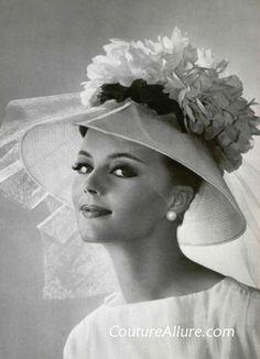 Easter Bonnet c.1960