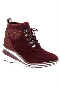 Offbeat Sneaker Booties