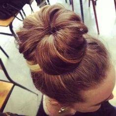 Love a good bun!