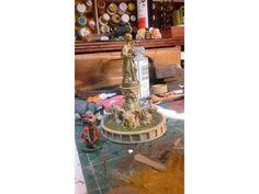 Gargoyle Fountain for 28mm RPG Games by Jollybgood