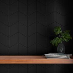Black Subway Tiles, Ceramic Subway Tile, Black Tiles, Ceramic Floor Tiles, Porcelain Floor, Contemporary Kitchen Backsplash, Black Backsplash, Glass Tile Backsplash, Backsplash Ideas