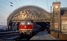 RailPictures.Net Photo: 132 401 Deutsche Reichsbahn 132 at Dresden, Germany by J Neu, Berlin