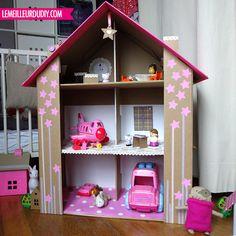 DIY J'ai testé la grande maison de poupée DIY - Le Meilleur du DIY