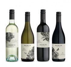 Merum: Illustrated Wine Label