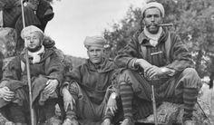 Atrocidades de los soldados coloniales franceses en Italia