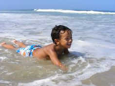 Planning a Beach Trip With Little Kids