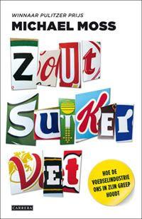 Boek Zout, suiker, vet
