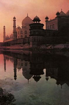 Gorgeous shots from legendary, jetsetting photographer Roloff Beny, from his 1969 book, India. Through his own distinctive lens, Beny captures the spirit and culture of a land far from his own. Places Around The World, Oh The Places You'll Go, Places To Travel, Places To Visit, Around The Worlds, Agra, Beautiful World, Beautiful Places, Wonderful Places