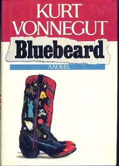 Bluebeard, by Kurt Vonnegut. Narrated by fictional Abstract Expressionist painter Rabo Karabekian, who grapples with creating meaningful art against a backdrop of post-war disillusionment.