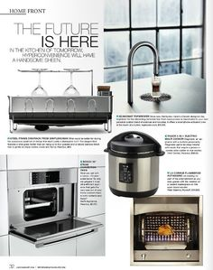 bosch kitchen cart on wheels 68 best kitchens images cooking appliances gadgets steam oven feature