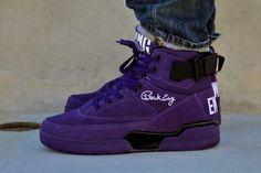 #ewing 33 hi purple suede #sneakers