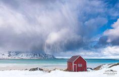 Si vous êtes à la recherche de bonnes raisons d'aller dans le nord, voici 24 magnifiques photos de Norvège qui pourraient bien faire l'affaire.