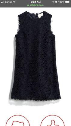 8ce4739397 1960s Shift Dress, Fishnet, Stitch Fix, Raincoat, Lace Tops, Black Leather