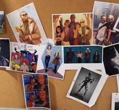 Doom Patrol, Larry, Polaroid Film
