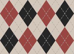 argyle_pattern_white_red_black.png 600×440 pixels
