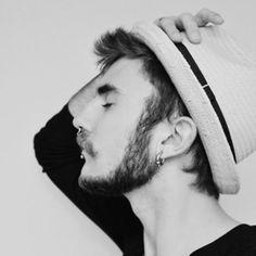 Beard and mustache = love