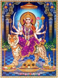 We curated the list of Goddess Vaishno Devi Image here for the devotees. Scroll down to see Goddess Vaishno Devi Images, pictures, HD images and more. Maa Image, Maa Durga Image, Kali Goddess, Mother Goddess, Indian Gods, Indian Art, Durga Ji, Lord Durga, Kali Mata