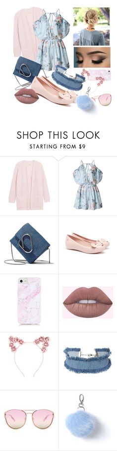 """""""Cotton Candy"""" by bellarina340 ❤ liked on Polyvore featuring By Malene Birger, 3.1 Phillip Lim, Hot Topic, DANNIJO, Quay and Miss Selfridge"""
